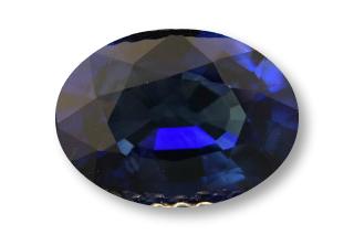 SAP224WFS_209 - Sapphire 9x7 Oval, 2.09 carats