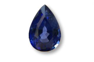 SAP524WF5_229 - Sapphire 9x7 Pear, 2.29 carats