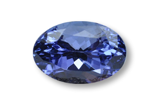TAN228M_2 - Tanzanite 11x9 Oval, 4.15 carats