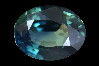 SAPT222M164 - Teal Sapphire 8x6 Oval, 1.64 carats