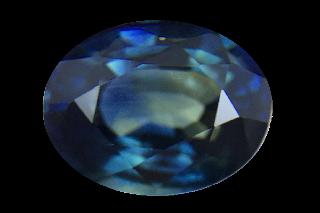 SAPT222M180 - Teal Sapphire 8x6 Oval, 1.80 carats