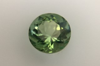 TOU121F2 - Tourmaline 6.0 Round,  0.98 carats